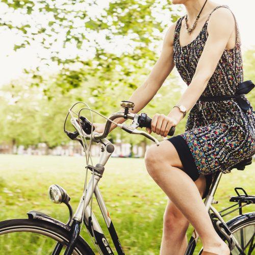 Szennyezettebb levegőt szívunk az autóban ülve mint a biciklin?!