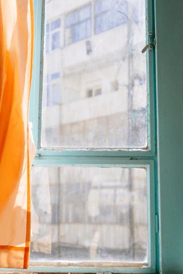 természetes ablaktisztító