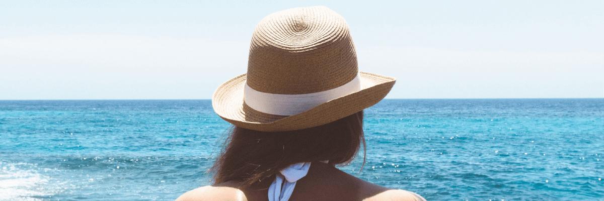 Bőrhibák és akné nyáron